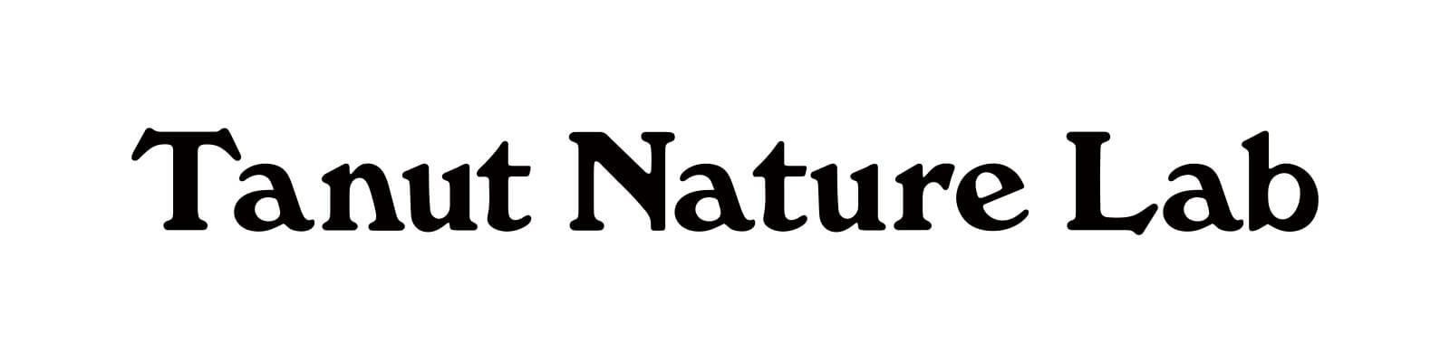 Tanut Nature Lab LOGO TYPE